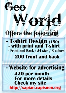 T shirt printing capiz student 39 s site for On site t shirt printing